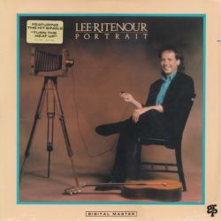 RITENOUR, LEE - PORTRAIT (1LP) - CUT-OUT