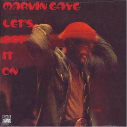 GAYE, MARVIN - LET'S GET IT ON (1 LP)
