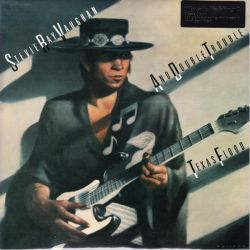 VAUGHAN, STEVIE RAY AND THE DOUBLE TROUBLE - TEXAS FLOOD (1 LP) - MOV EDITION - 180 GRAM PRESSING