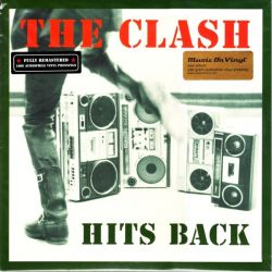 CLASH, THE - HITS BACK (3 LP) - MOV EDITION - 180 GRAM PRESSING