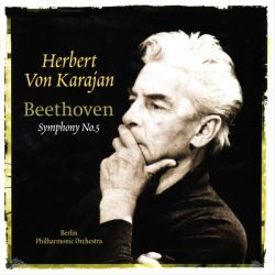 BEETHOVEN, LUDWIG VAN - SYMPHONY NO.5 - HERBERT VON KARAJAN - BERLIN PHILHARMONIC ORCHESTRA (1LP)