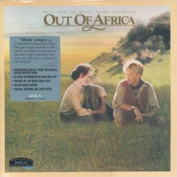 OUT OF AFRICA [POŻEGNANIE Z AFRYKĄ] (1 LP) - SOUNDTRACK - 180 GRAM PRESSING