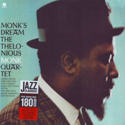 MONK, THELONIOUS - MONK'S DREAM (1 LP) - WAX TIME EDITION - 180 GRAM PRESSING