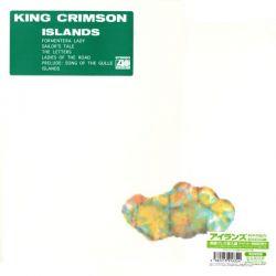 KING CRIMSON - ISLANDS (1LP) - 200 GRAM PRESSING - WYDANIE JAPOŃSKIE