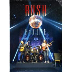RUSH - R40 LIVE (1BLU-RAY)