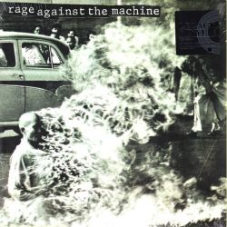RAGE AGAINST THE MACHINE - RAGE AGAINST THE MACHINE (1 LP) - LEGACY EDITION - 180 GRAM PRESSING