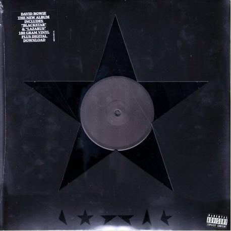 BOWIE, DAVIS - BLACKSTAR (2LP+MP3 DOWNLOAD) - 180 GRAM PRESSING