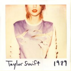 SWIFT, TAYLOR - 1989 (2 LP)