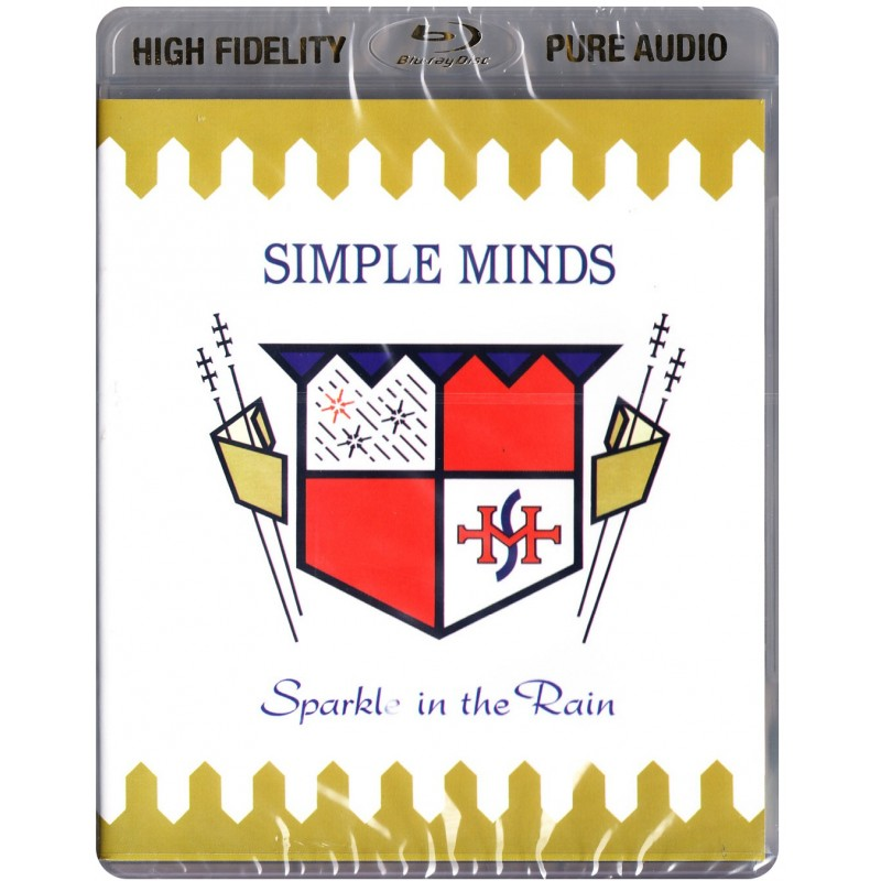 Simply Minds Sparkle In The Rain 1 Blu Ray Audio