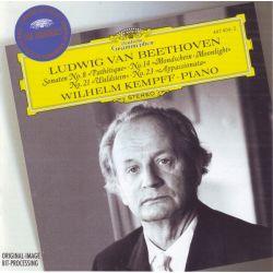 BEETHOVEN, LUDWIG VAN - PIANO SONATAS - WILHELM KEMPFF