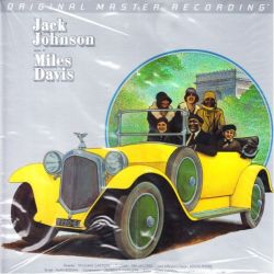DAVIS, MILES - JACK JOHNSON (1 LP) - MFSL EDITION - LIMITED NUMBERED 180 GRAM PRESSING