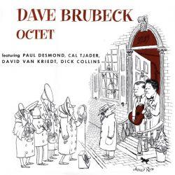 BRUBECK, DAVE - DAVE BRUBECK OCTET (1LP) - WYDANIE AMERYKAŃSKIE