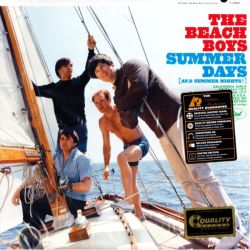 BEACH BOYS, THE - SUMMER DAYS [AND SUMMER NIGHTS!!] (1 LP) - LIMITED MONO EDITION - 200GRAM PRESSING - WYDANIE AMERYKAŃSKIE