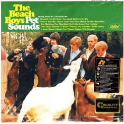 BEACH BOYS, THE - PET SOUNDS (1 LP) - LIMITED MONO EDITION - 180 GRAM PRESSING - WYDANIE AMERYKAŃSKIE