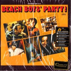BEACH BOYS, THE - BEACH BOYS' PARTY! (1 LP) - LIMITED MONO EDITION - 200 GRAM PRESSING - WYDANIE AMERYKAŃSKIE