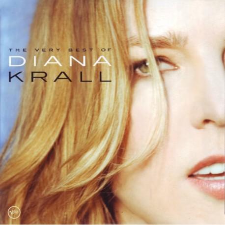 KRALL, DIANA - THE VERY BEST OF DIANA KRALL (2LP) - 180 GRAM PRESSING
