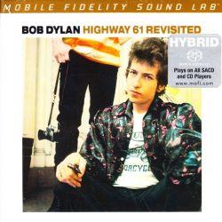 DYLAN, BOB - HIGHWAY 61 REVISITED (1 SACD) - LIMITED NUMBERED MFSL EDITION - WYDANIE AMERYKAŃSKIE