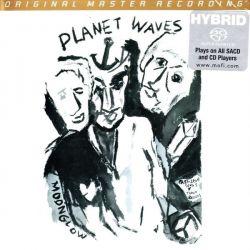 DYLAN, BOB - PLANET WAVES (1 SACD) - LIMITED NUMBERED MFSL EDITION - WYDANIE AMERYKAŃSKIE