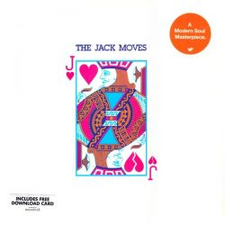 JACK MOVES, THE - THE JACK MOVES (1 LP + MP3 DOWNLOAD)