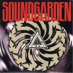 SOUNDGARDEN - BADMOTORFINGER (1 LP)