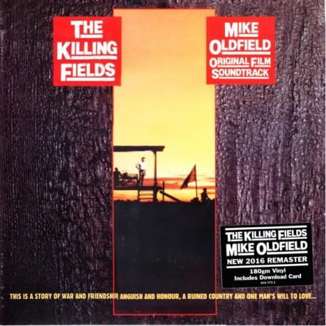 KILLING FIELDS [POLA ŚMIERCI] - MIKE OLDFIELD (1LP+MP3 DOWNLOAD) - 180 GRAM PRESSING
