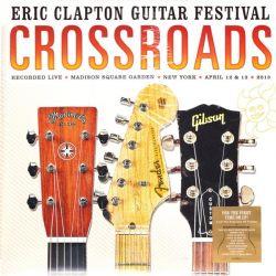 CROSSROADS 2013 - ERIC CLAPTON GUITAR FESTIVAL (4LP)