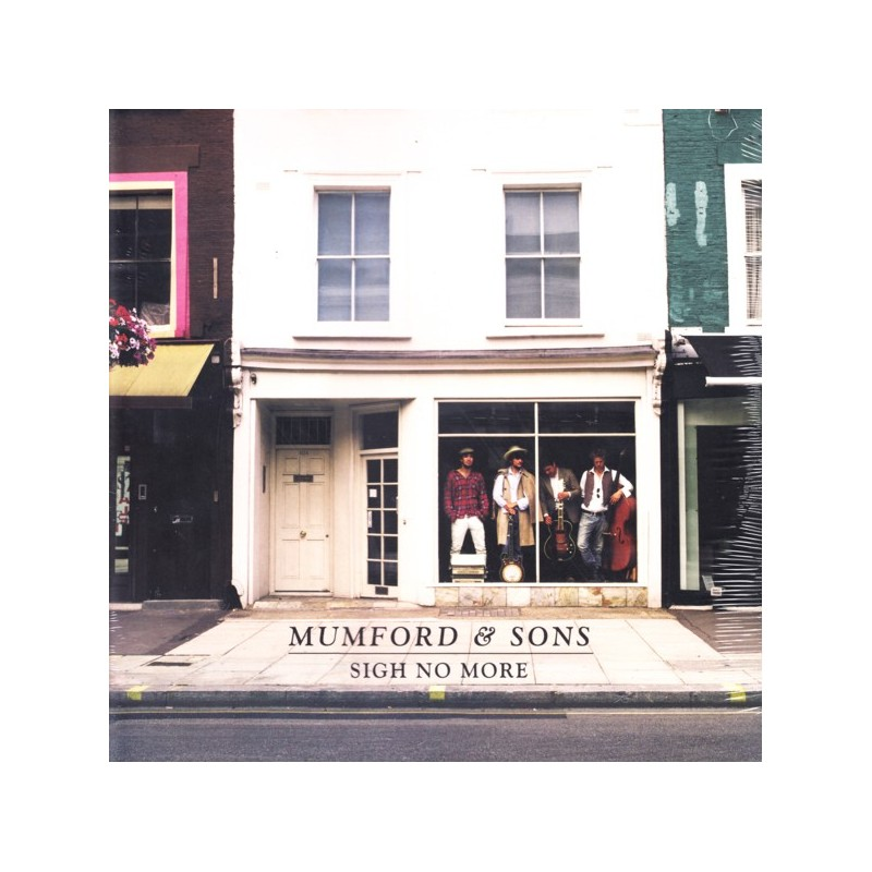 Mumford Amp Sons Sigh No More 1 Lp Najlepszamuzyka Pl