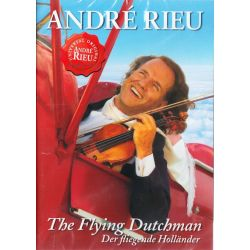 RIEU, ANDRE - THE FLYING DUTCHMAN (1DVD)