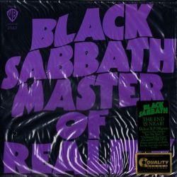 BLACK SABBATH - MASTER OF REALITY (2 LP) - QRP EDITION - 180 GRAM PRESSING - WYDANIE AMERYKAŃSKIE