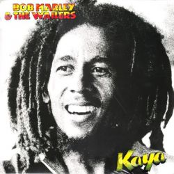 MARLEY,BOB & THE WAILERS - KAYA (1LP) - 180 GRAM PRESSING