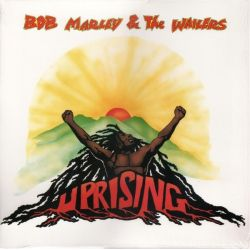 MARLEY, BOB & THE WAILERS - UPRISING (1 LP) - 180 GRAM PRESSING