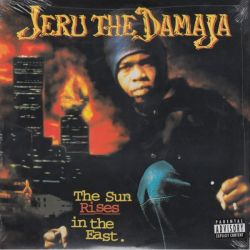 JERU THE DAMAJA - THE SUN RISES IN THE EAST (2 LP)