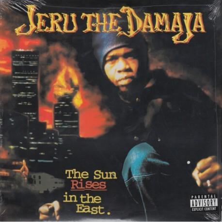 JERU THE DAMAJA - THE SUN RISES IN THE EAST (2LP)