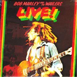MARLEY, BOB & THE WAILERS - LIVE! (1 LP) - 180 GRAM PRESSING