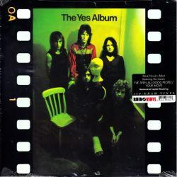 YES - THE YES ALBUM (1 LP) - RHINO VINYL EDITION - 180 GRAM PRESSING - WYDANIE AMERYKAŃSKIE