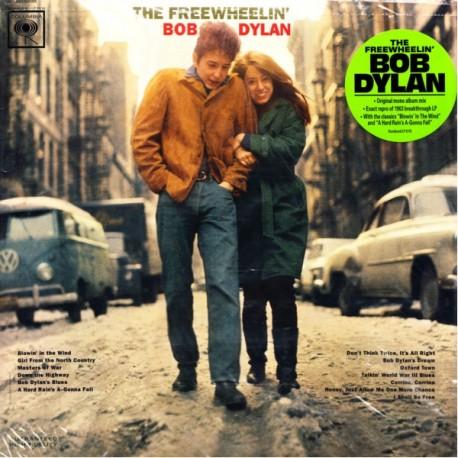 DYLAN, BOB - THE FREEWHEELIN' (1LP) - MOV EDITION - 180 GRAM PRESSING