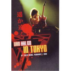 VAN HALEN - LIVE IN TOKYO - TOKYO DOME 1989