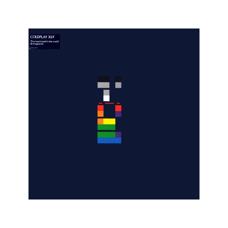 Coldplay X Amp Y 2 Lp Najlepszamuzyka Pl