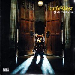 WEST, KANYE - LATE REGISTRATION (2 LP) - WYDANIE AMERYKAŃSKIE
