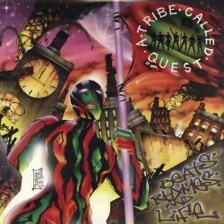 A TRIBE CALLED QUEST - BEATS, RHYMES AND LIFE (2LP) - WYDANIE AMERYKAŃSKIE