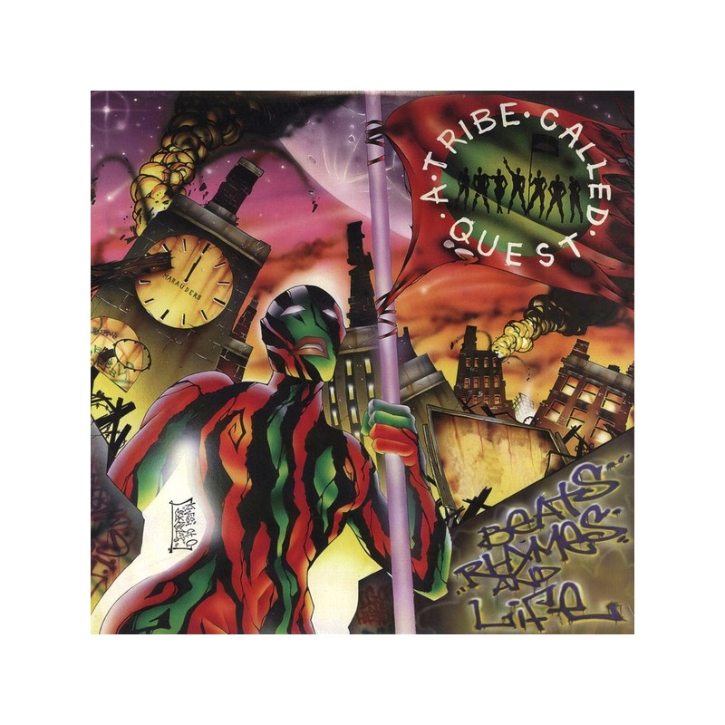 a tribe called quest beats rhymes and life 2 lp