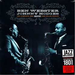 WBSTER, BEN / HODGES, JOHNNY - THE COMPLETE 1960 JAZZ CELLAR SESSION (1LP) - WAX TIME EDITION - 180 GRAM PRESSING