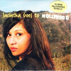 JACINTHA - JACINTHA GOES TO HOLLYWOOD (2 LP) - 45 RPM EDITION - 180 GRAM PRESSING - WYDANIE AMERYKAŃSKIE