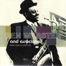 WEBSTER, BEN AND ASSOCIATES - BEN WEBSTER AND ASSOCIATES (1 LP)