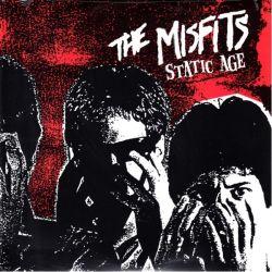 MISFITS - STATIC AGE (1 LP) - WYDANIE AMERYKAŃSKIE