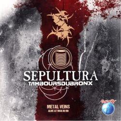 SEPULTURA - TAMBOURSDUBRONX: METAL VEINS ALIVE AT ROCK IN RIO (2LP) - LIMITED 180 GRAM YELLOW/GREEN VINYL PRESSING