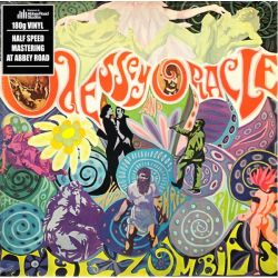 ZOMBIES, THE - ODESSEY AND ORACLE (1 LP) - 180 GRAM PRESSING