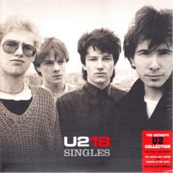 U2 - 18 SINGLES: THE ULTIMATE U2 COLLECTION (2 LP)
