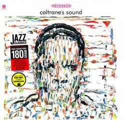 COLTRANE, JOHN - COLTRANE'S SOUND (1 LP + MP3 DOWNLOAD) - WAX TIME EDITION - 180 GRAM PRESSING