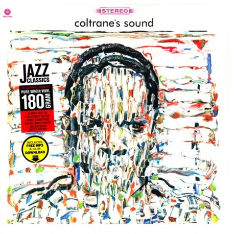 COLTRANE, JOHN - COLTRANE'S SOUND (1LP) - 180 GRAM PRESSING